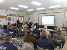 名草下町にてヒートショック講習会を開催しました